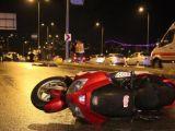 Üsküdar'da kaza