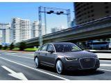 Audi A6 Sportback e-tron concept heading to Frankfurt