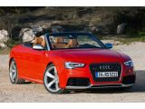 2014 Audi RS5 Cabriolet: First Drive