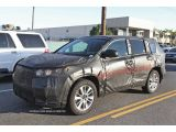 2014 Toyota Highlander spy shots