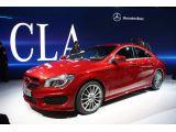 2014 Mercedes-Benz CLA-Class: Detroit 2013