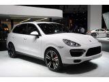 2014 Porsche Cayenne Turbo S: Detroit 2013
