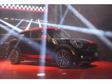 MINI John Cooper Works Paceman arrives in the Motor City [awaiting live