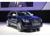 2013 Audi SQ5 TFSI reaches NAIAS
