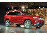 2014 Jeep Grand Cherokee: Detroit 2013