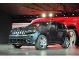 2014 Jeep Grand Cherokee SRT: Detroit 2013