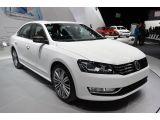 Volkswagen Passat Performance Concept: Detroit 2013