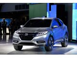 Honda Urban SUV Concept: Detroit 2013