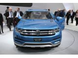 Volkswagen Cross Blue Detroit 2013