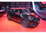 Mini John Cooper Works Paceman Detroit 2013