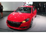Dodge Dart Detroit 2013