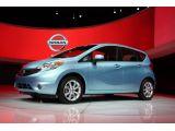 2014 Nissan Versa Note: Detroit 2013
