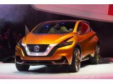 Nissan Resonance Concept: Detroit 2013