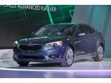 2014 Kia Cadenza arrives in Detroit