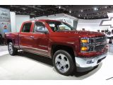 2014 Chevrolet Silverado LTZ: Detroit 2013
