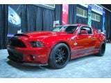 2013 Shelby GT500 Super Snake Widebody: Detroit 2013