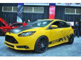 2013 Shelby Focus ST: Detroit 2013