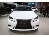Lexus IS F Sport Detroit 2013