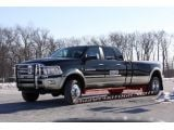 Ram HD Long-Hauler spy shots