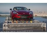 Aston Martin Vanquish Centenary Edition in Dubai