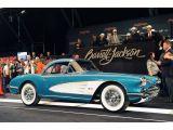 Dan Akerson's 1958 Chevrolet Corvette: Barrett-Jackson 2013