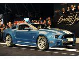 2013 Shelby GT500 Cobra: Barrett-Jackson 2013