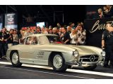 Clark Gable's 1955 Mercedes-Benz 300SL Gullwing: Barrett-Jackson 20