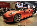 Alfa Romeo 4C to reach stateside late this year, says Marchionne - photo