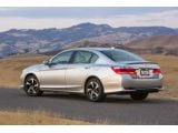 Honda Accord Plug-in Hybrid earns the title for being the most fuel-effi