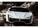 W Motors LykanHypersport heading to Qatar Motor Show, will cost 3.4M USD