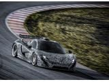 McLaren P1 Development Car
