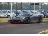 Ferrari Enzo successor spy shots