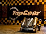 Pagani Huayra sets Top Gear track record