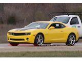 Mystery Chevrolet Camaro spy shots