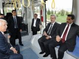 'Yerli tramvay Türkiye için övünç kaynağı!'