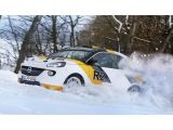 Opel Adam R2 Rally Car concept headed to Geneva