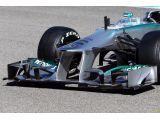 Mercedes W04 Tanıtımı 2013