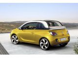 Opel/Vauxhall Adam Cabrio confirmed, on sale late 2014