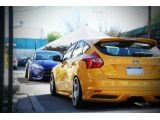Ford Focus ST TrackSTer by fifteen52 heading to Chicago Auto Show - phot