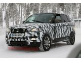 2014 Land Rover Range Rover spy shots
