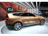 Kia Cross GT concept bows in Chicago
