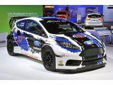 Ford Fiesta ST GRC Racecar: Chicago 2013