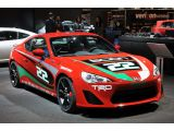 Toyota Pro/Celebrity Scion FR-S Racecar: Chicago 2013