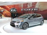 Kia Forte five-door rolls into Chicago [videos]