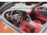 Chevrolet details Corvette Stingray interior
