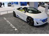 Honda EV-STER Concept Chicago 2013