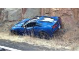 First Chevrolet Corvette C7 crash occurs in Arizona