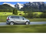 Opel Zafira Tourer 1.6 CDTI bound for Geneva, features next-gen diesel e