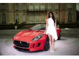 Jaguar F-TYPE stars in Lana Del Rey's 'Burning Desire' vi