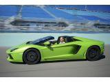 2013 Lamborghini Aventador LP 700-4 Roadster: First Drive